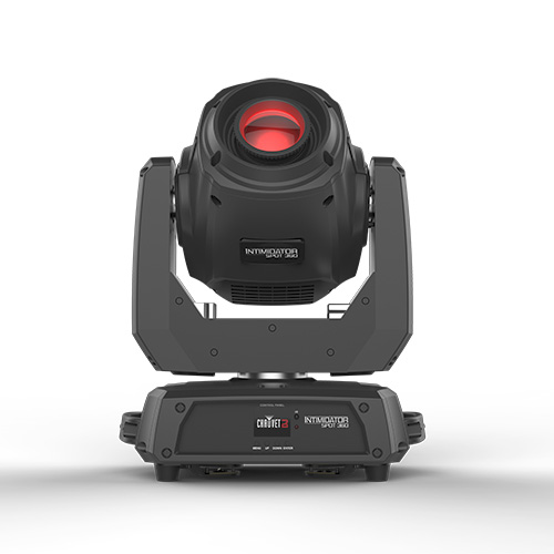 Chauvet DJ Intimidator Spot 360 moving head fitted with a 100 W LED