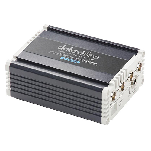 DataVideo DAC-90 HD/SD-SDI Audio De-Embedder.