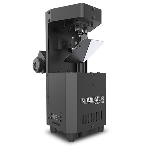 Chauvet DJ Intimidator Scan 110, lightweight LED scanner perfect for mobile applications