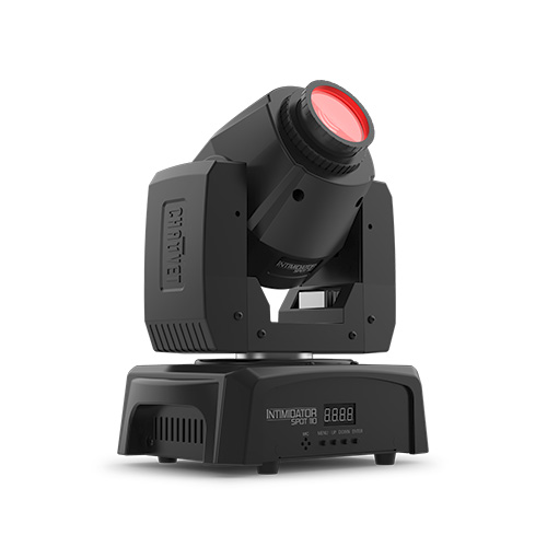 Chauvet DJ Intimidator Spot 110 lightweight LED moving head prefect for mobile applications