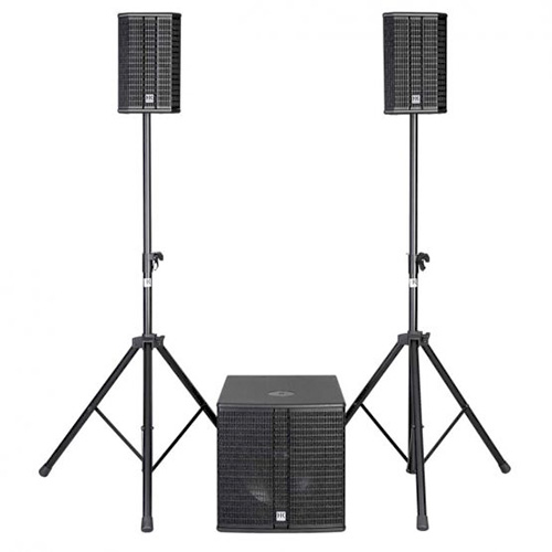 "HK Audio, LUCAS 2K 15, Active 2.1 stereo PA system with 15"" Subwoofer"