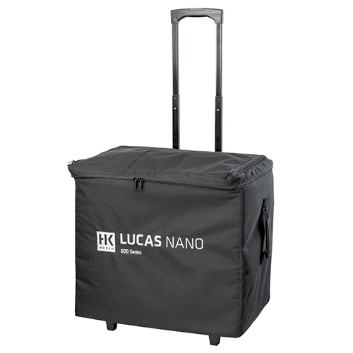 HK Audio LUCAS-600BAG, ROLLER BAG FOR LUCAS 600