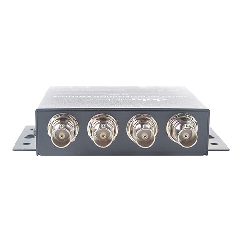 DataVideo VP-445 1 in, 4 out HD/SD-SDI Distribution Amplifier (with Mounting brackets).