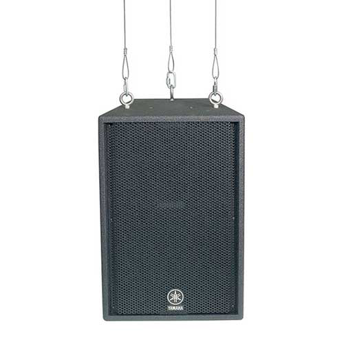 "Yamaha C112VA-CA 2-way passive loudspeaker, 12"" LF, 2"" HF compression driver, flyable"