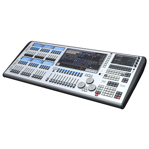 Avolites Arena Console Touring Package, Titan Operating System, Road Case