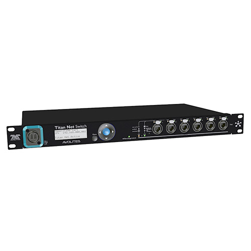 Avolites Optical Titan Net Switch
