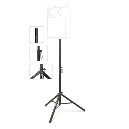 Ultimate Support TS-70B Classic Speaker Stand