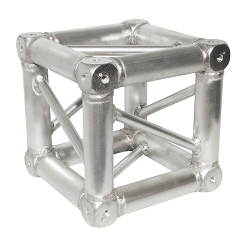 Trusst CT-290-6WAYC 290mm (12in) Truss, 6-Way Corner Block (includes 2 sets of connectors)