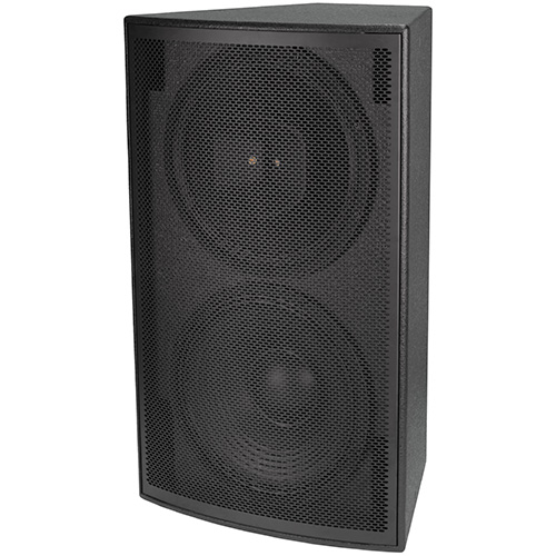 Fulcrum Acoustic DX1526 Dual 15 inch, 3-Way Coaxial Loudspeaker