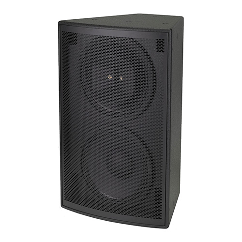 Fulcrum Acoustic DX1226 Dual 12 inch, 3-Way Coaxial Loudspeaker