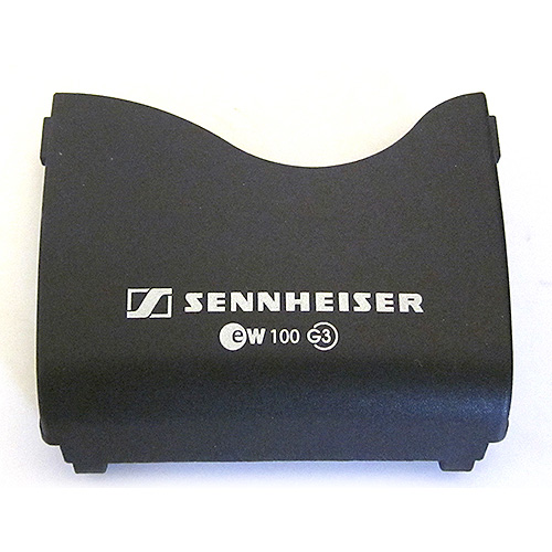 Sennheiser 540354 Replacement Battery Cover for EK100G3 and SK300G3 Bodypacks