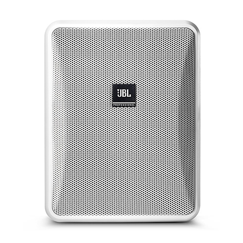 "JBL CONTROL 25-1-WH 5.25"" Two-Way Vented Loudspeaker, White. Priced as Each, Packed as Pairs."