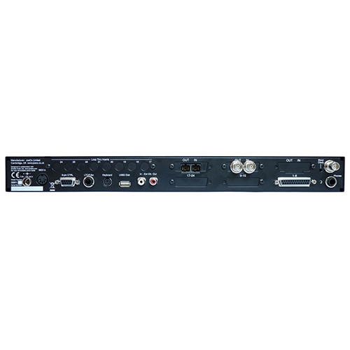 JoeCo BBR64-MADI 64 channel BLACKBOX RECORDER –MADI i/o plus 8 ch. balanced inputs