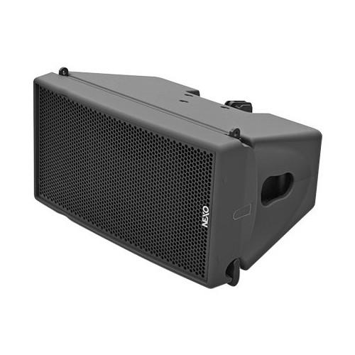 "NEXO GEOM1025 Line array module. 2-way passive array cabinet with a 1.4"" titanium diaphragm HF driver and 10"" LF driver."