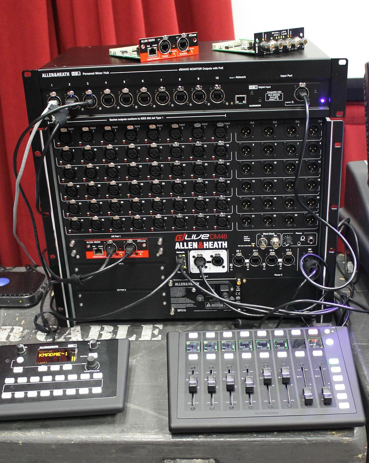 Allen & Heath DM48